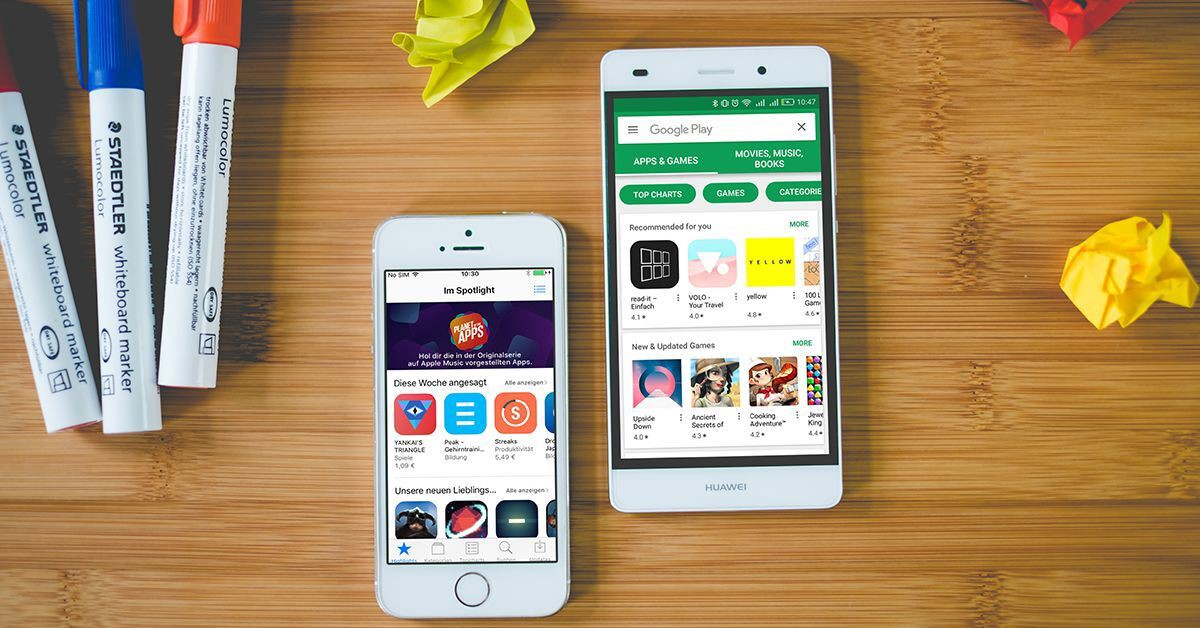 apple play store