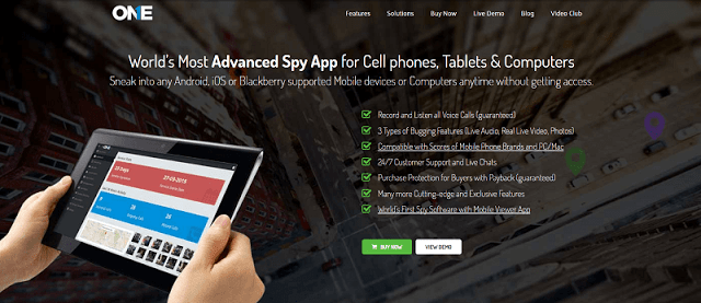 TheOneSpy Review- Leading Windows & Mac Monitoring Software