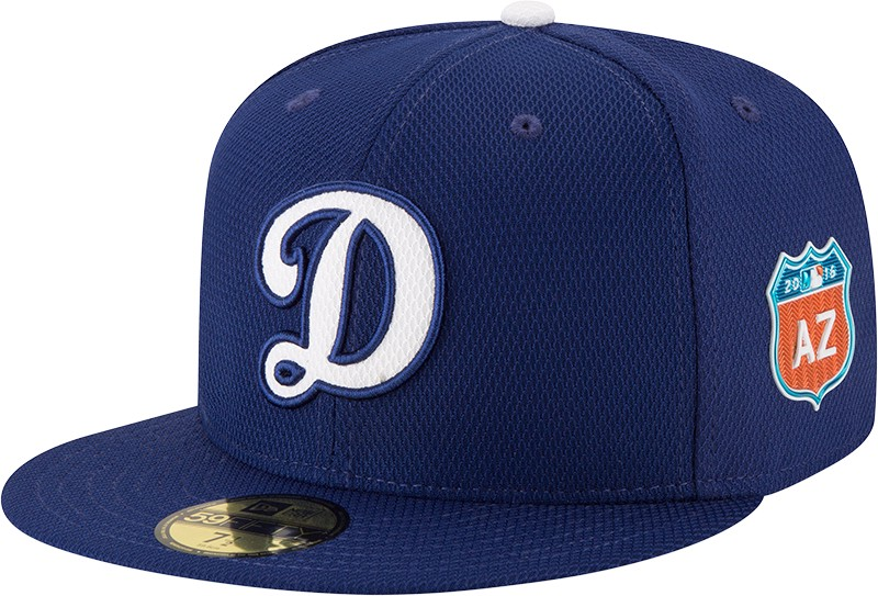 Dodgers to debut Spring Training alternate cap logo 22fd121a6b5f