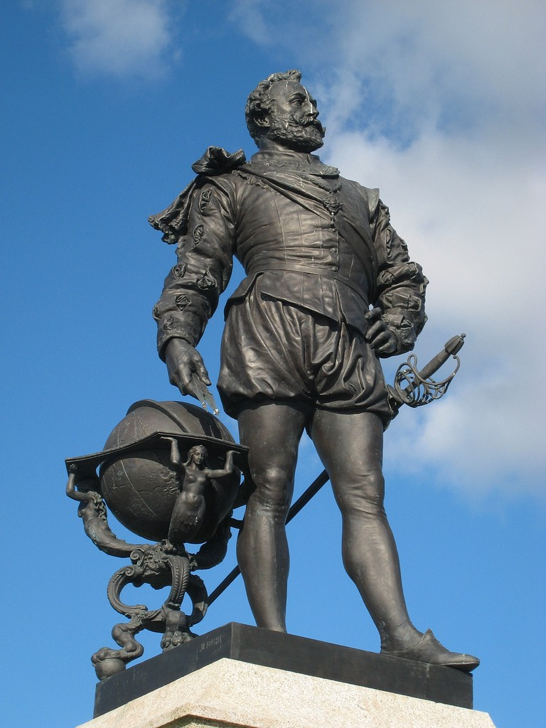 Captain's List — Francis Drake #1592