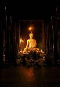 Kasha Slavner - Thai Temple - Blog