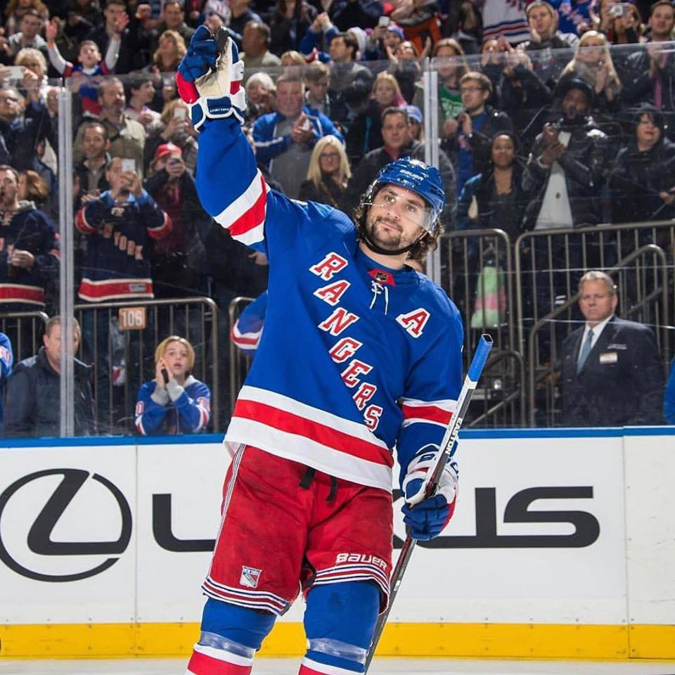 (Photo  Mats Zuccarello). The Rangers will certainly have new ... 8543a90e6