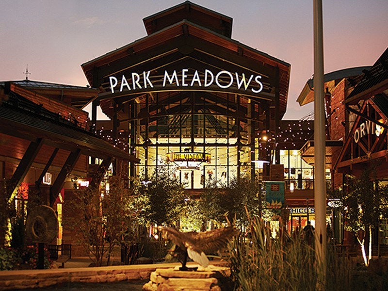 Park Meadows Mall is located in a family-friendly area of Lone Tree known for its array of dining options and great live music scene. You'll have your pick of 70 hotels and other lodging options within 5 miles of Park Meadows Mall, so you will have a place to rest your head after exploring the area.