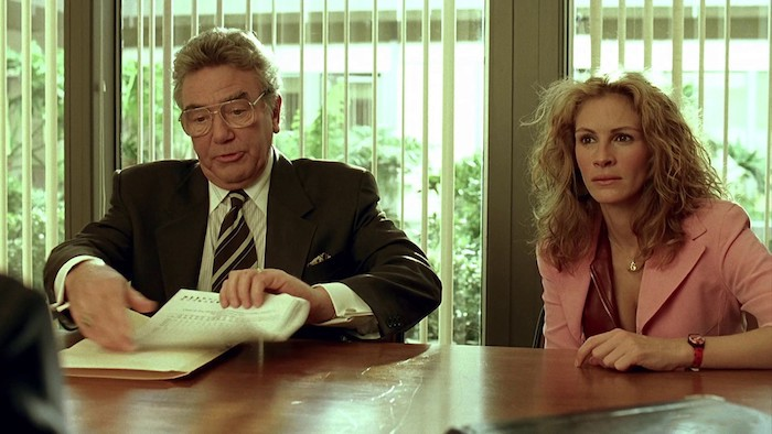 script to screen �erin brockovich� � go into the story