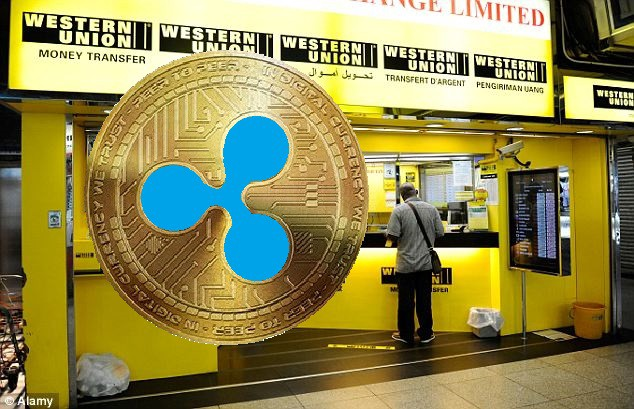 Ripple (XRP) Strikes MAJOR Deal with Western Union – Cryptocurrency