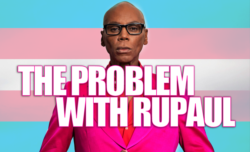 77ccca58a4 The Problem With RuPaul – Phaylen Fairchild – Medium