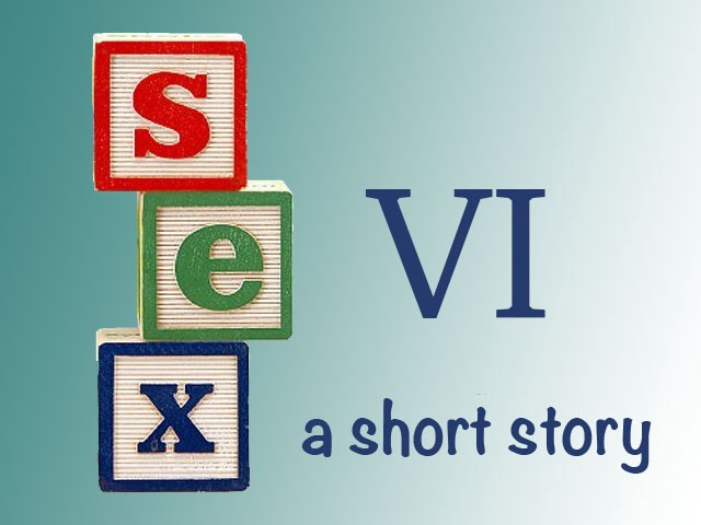 Sex A Short Story Lit Up Medium