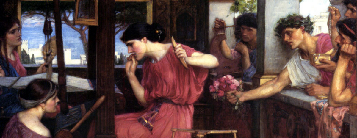 women in homers the odyssey The theme of women in the odyssey by homer essay - the theme of women in the odyssey by homer in the homer's epic poem the odyssey, there are many themes that serve to make a comment about the meanings of the story.