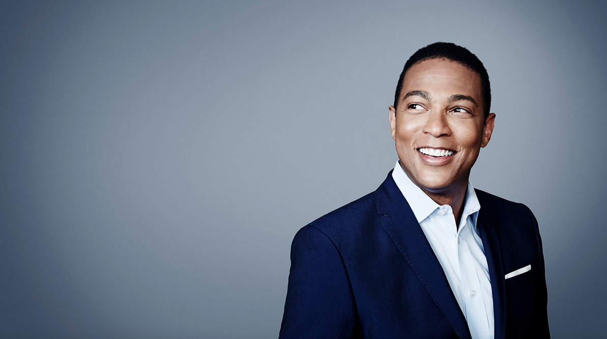 Don Lemon anchors CNN Tonight with Don Lemon during weekday primetime and serves as a correspondent across CNNUS programming