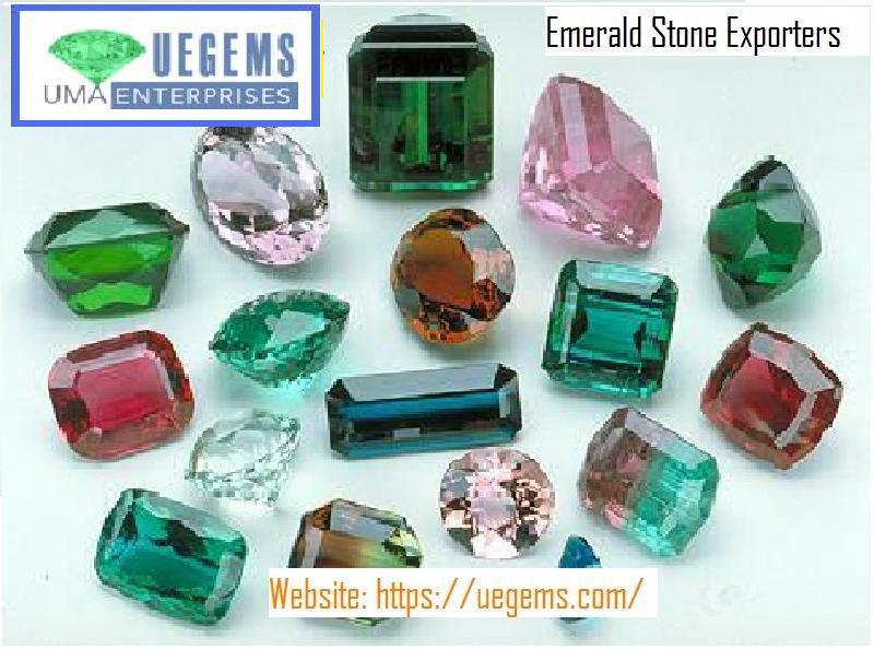 Emerald Stone Exporters Ue Gems Medium