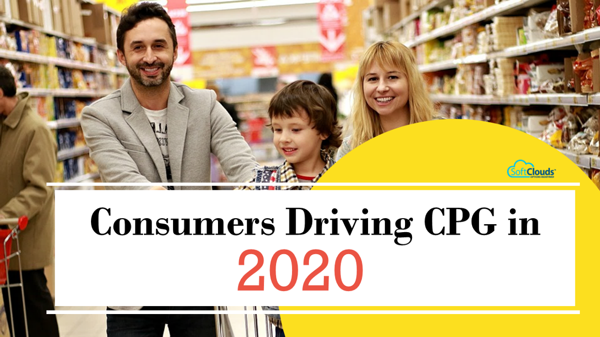 Consumers Driving CPG in 2020