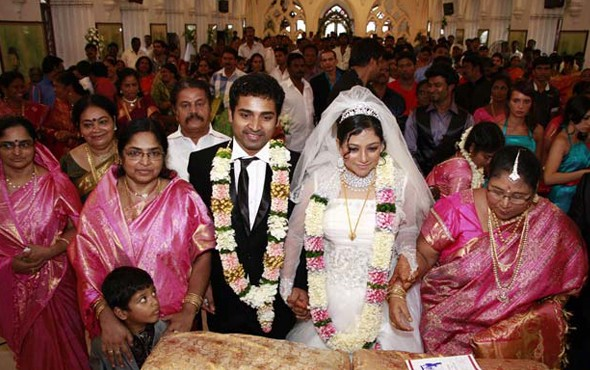Rituals Followed By Tamil Christians In Weddings