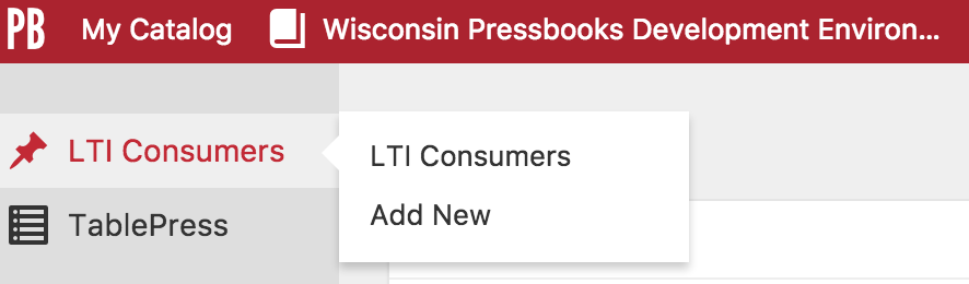 Connecting Pressbooks to Canvas