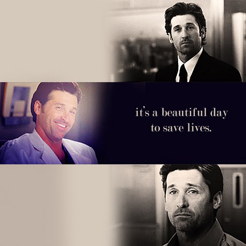 Its A Good Day To Die Quote: What Derek Shepherd's Death Says About The U.S. Healthcare