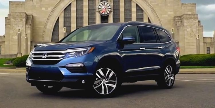 2018 honda pilot price release date and other information for Honda pilot 2018 release date