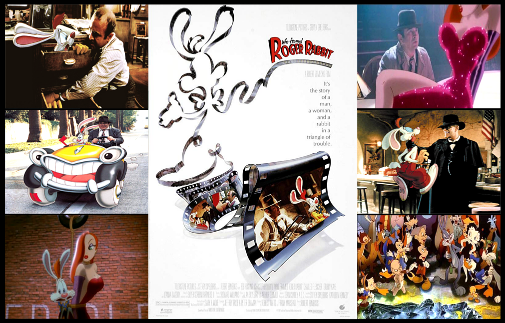 "A FILM TO REMEMBER: ""WHO FRAMED ROGER RABBIT"" (1988)"