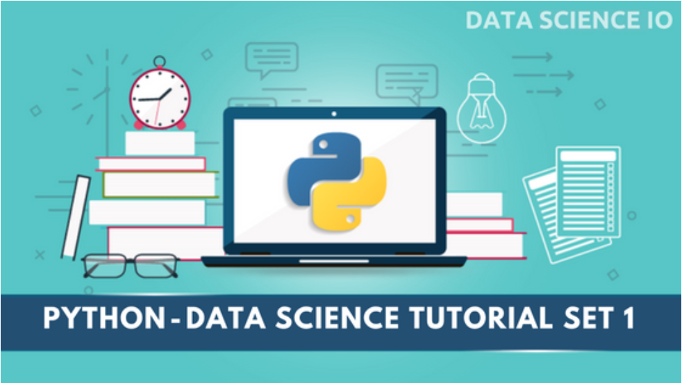 python for data science tutorial