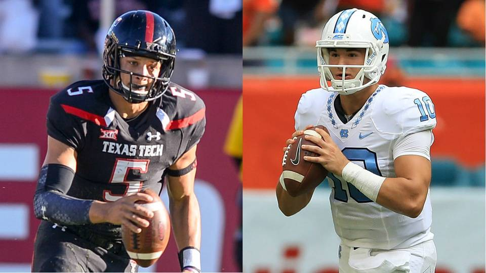 Successors; Where could 2017's rookie quarterbacks end up?