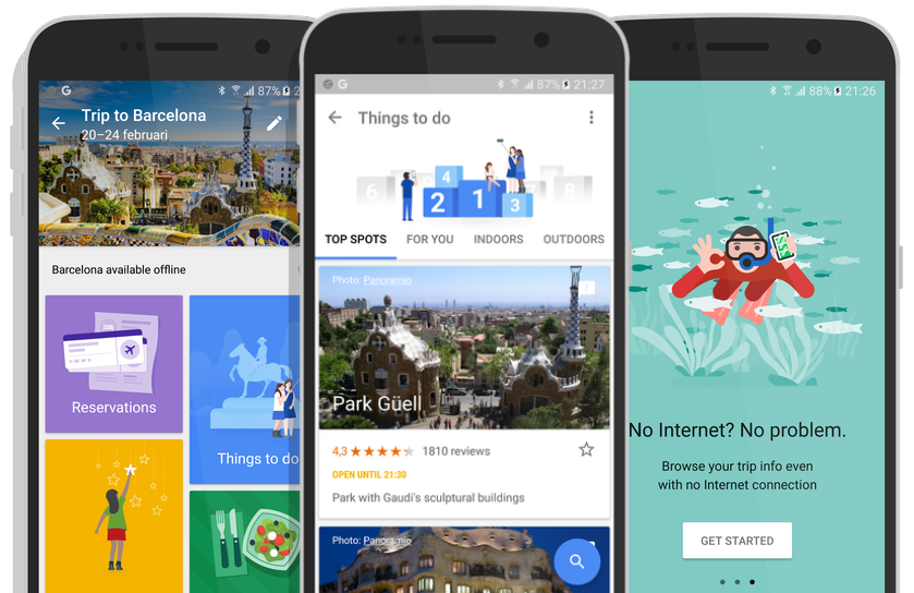 why google trips is not only a travel app future travel