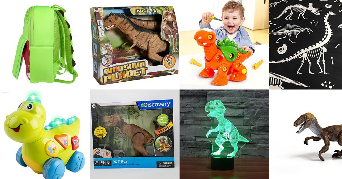 1: 3D PUZZLES THAT COME TO LIFE WITH SOUND AND MOTION \u2014 Top Gift for Kids Building Craft Puzzle Dinosaur Toys Children 5 6 7 8 9 10 11 12 13 14 15 Year This is crazy: 17 toys years old of February 2018