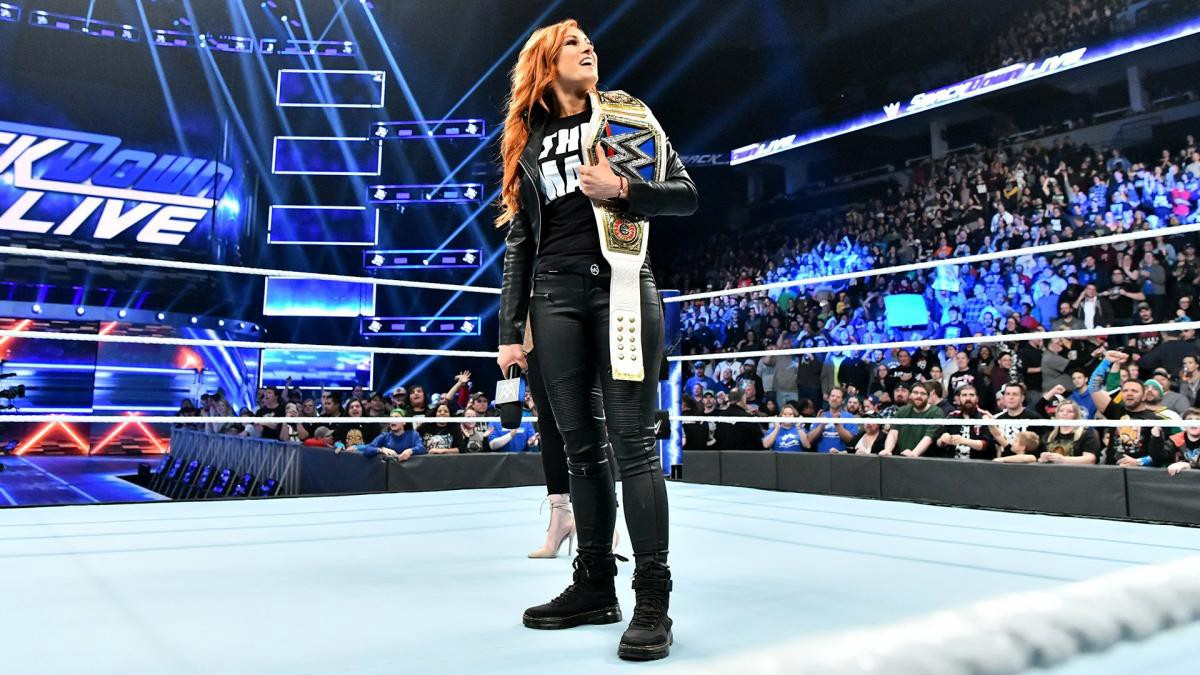 being the man how becky lynch s meteoric rise positioned her as the