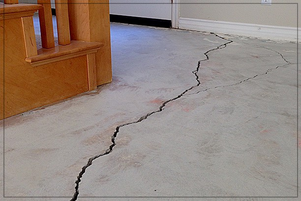 2b8736cf5758 Foundation settlement plays important role in strong base of the home.Have a  look at cracked foundation repair for more info on this.