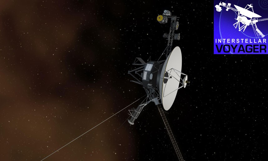 exiting solar system voyager 1 - photo #14