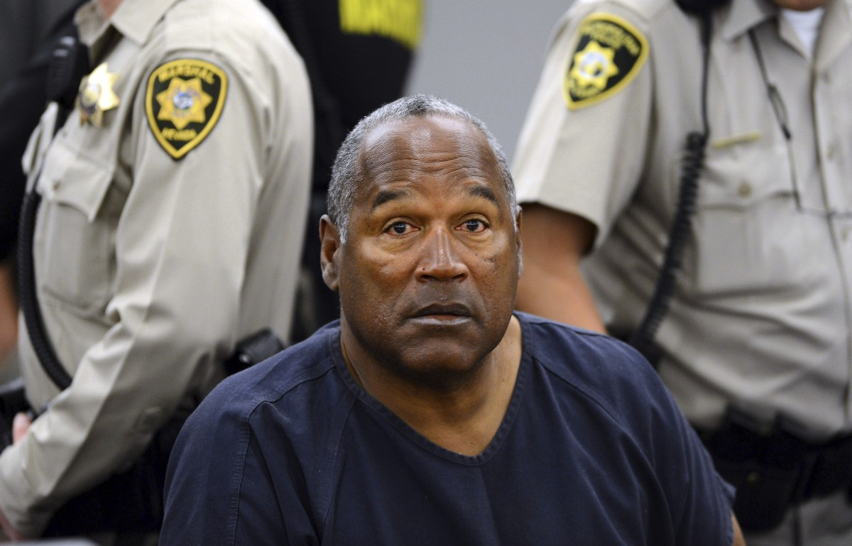 photo image OJ Simpson could be paroled as soon as Thursday