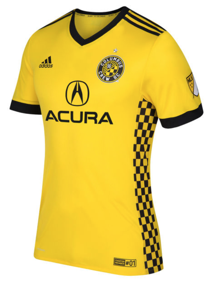 58e235bae52 The 46 MLS jerseys for the 2018 season