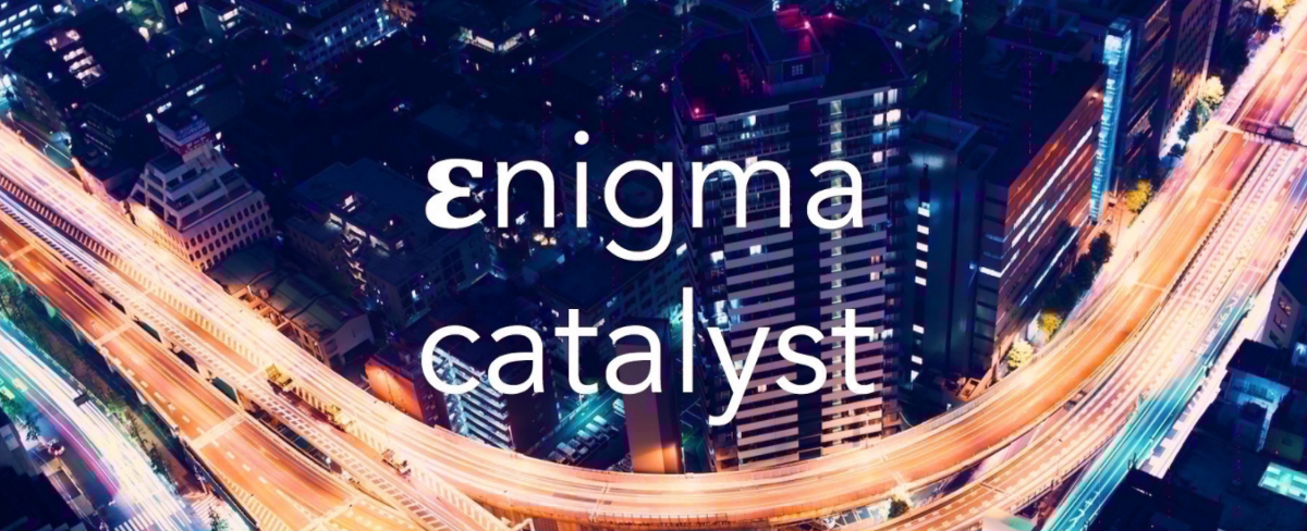 ICO Review: <bold>Enigma</bold> Catalyst – cryptobro – Medium