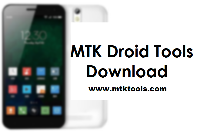 MTK Tools Download for root, flash or backup – Seha Miller – Medium