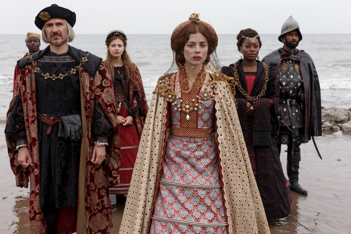 The Spanish Princess Y La Trilogía De Princesas De Starz Fuera De Series