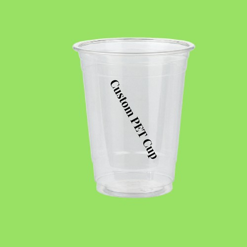Get Plastic Cup With Your Own Logo Design At Cups Whole