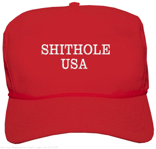 Shithole, USA – Dave Pell – Medium