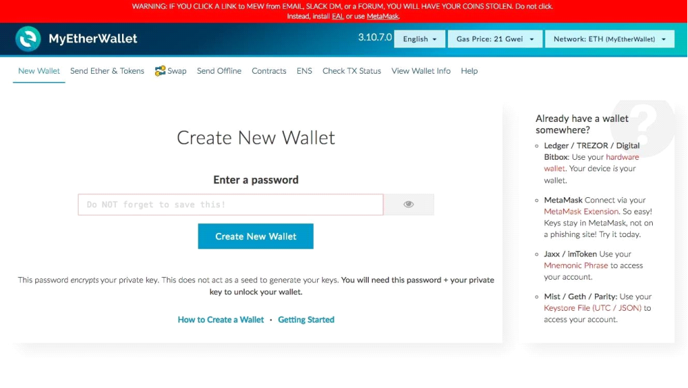 how to buy using myetherwallet