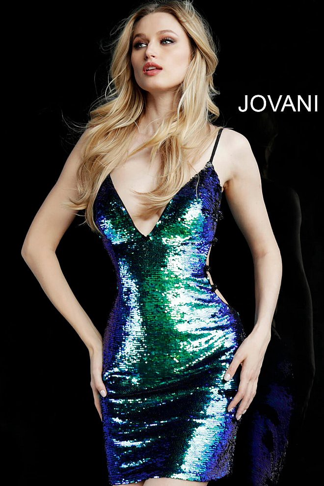 Jovani Goes Ultra Glam For New Cocktail Dresses Collection 2018