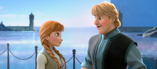 Pregnant Princess: Anna and Kristoff Finally Confirm That ...