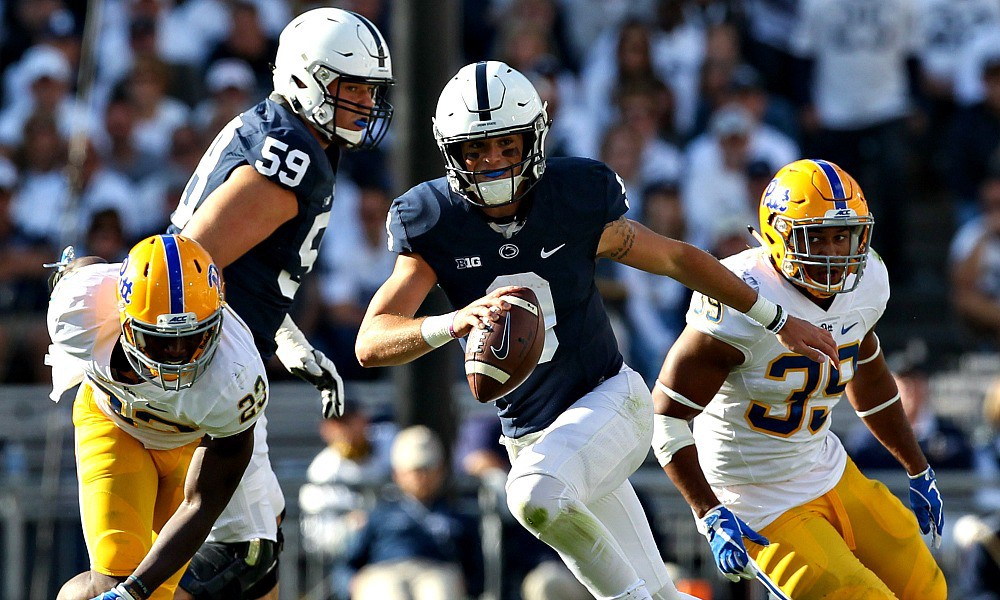 d3f20fc4 Penn State Nittany Lions (1–0) vs Pittsburgh Panthers (1–0) Saturday,  September 8th, 8:00 PM EST Line: Pitt +7.5, ...