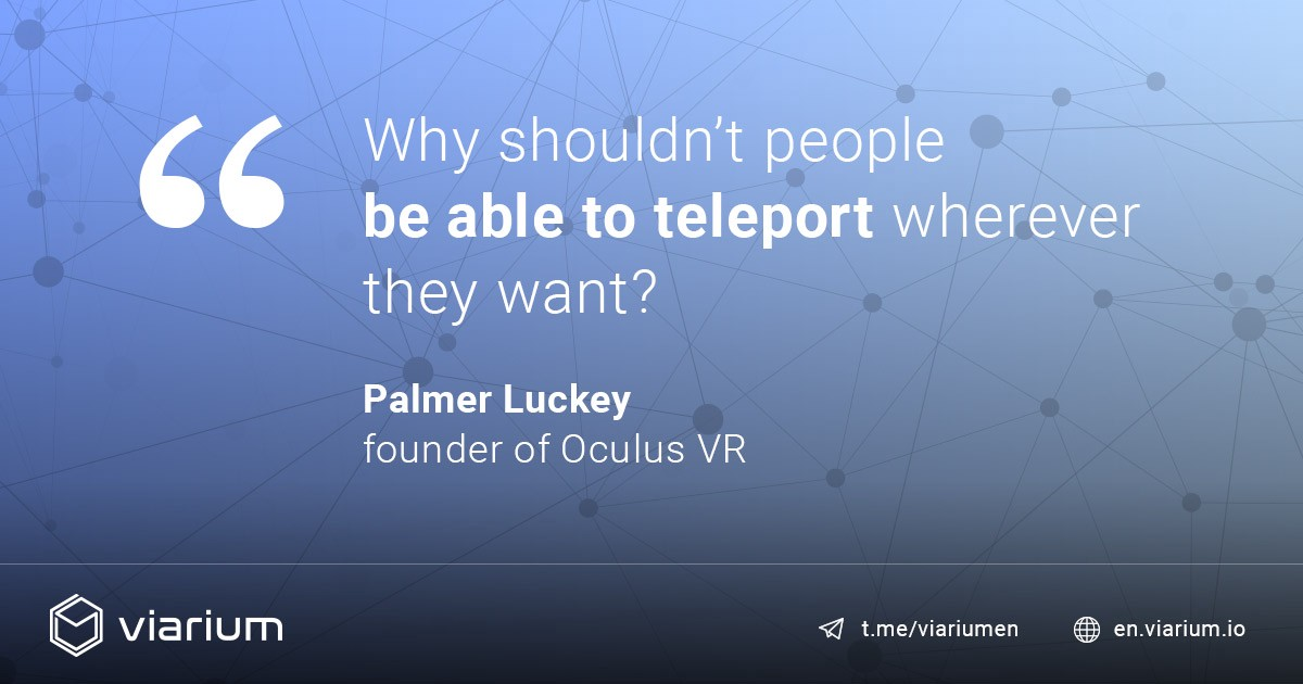 Quotes About Technology | Top Virtual Reality Quotes Viarium Medium
