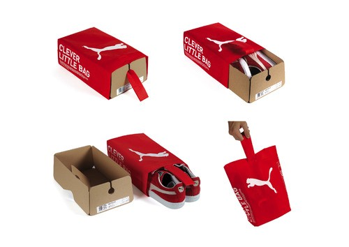 """747ba17eff1 At this point we would like to mention """"Clever Little Bag"""", the project of  Puma and Fuseproject. The designer group """"Fuseproject"""" founded and run by  Yves ..."""