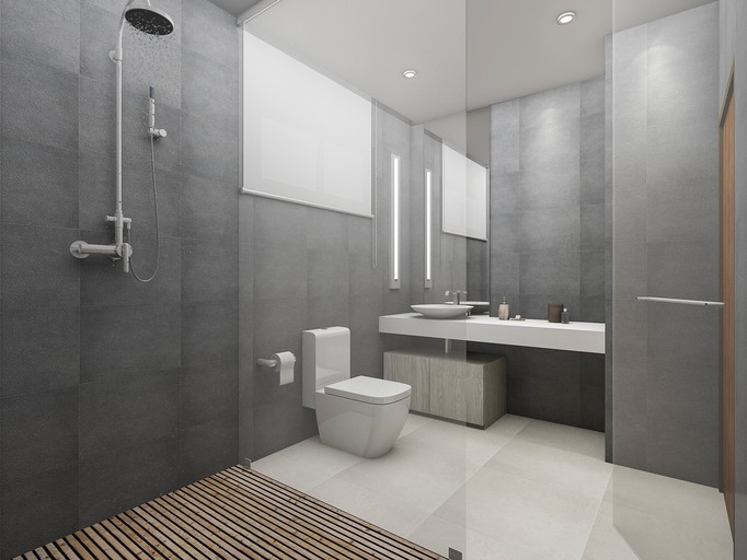Four Things To Consider About Doorless Showers Rules Of Renovation