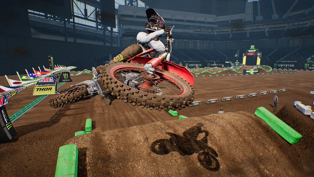 monster energy supercross the official videogame it s. Black Bedroom Furniture Sets. Home Design Ideas