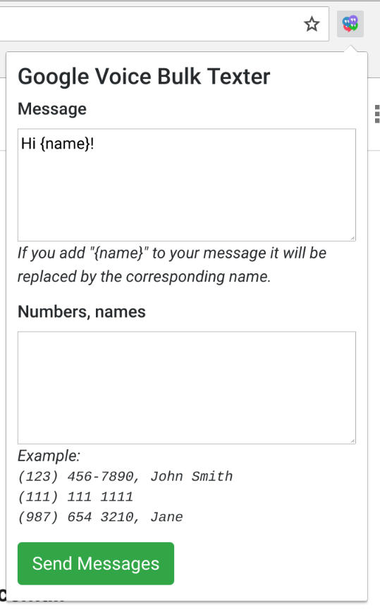 how to send bulk texts with google voice brismuth s blog