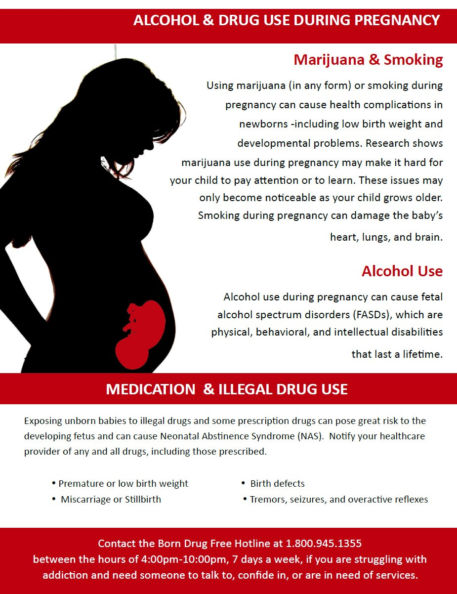Effects Of Drug And Alcohol Abuse During Pregnancy  Regan -1571