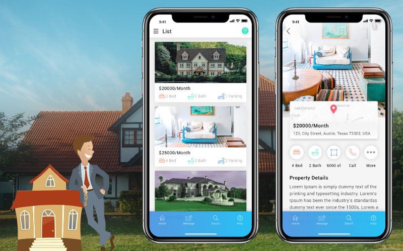 5 Benefits Only Real Estate Mobile App Can Cater To Brokers
