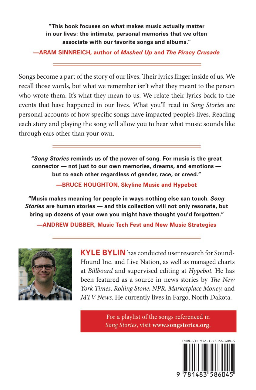 buy the book song stories book description