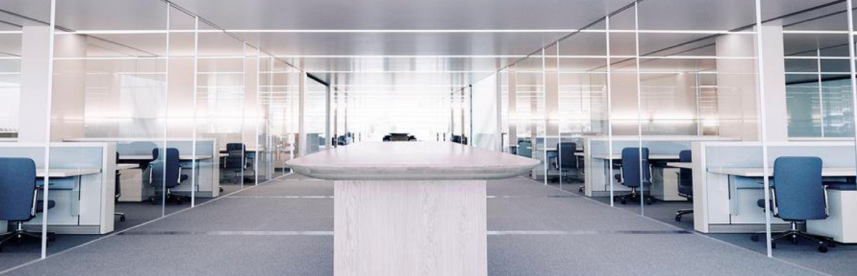 A research roundup to show that your office layout is toxic and some tips for making it better