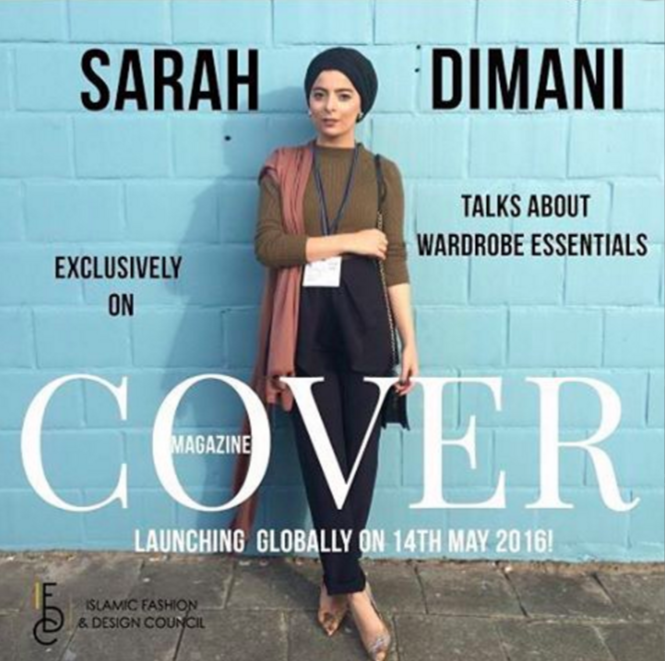 9bc0a4e3 IFDC recently launched its magazine: Cover. Islamic Fashion ...