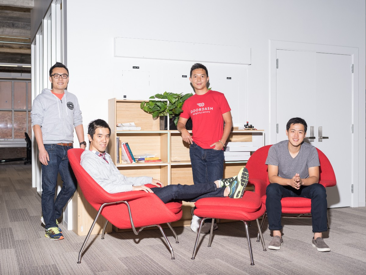 Doordash Wants To Own The Last Mile Backchannel