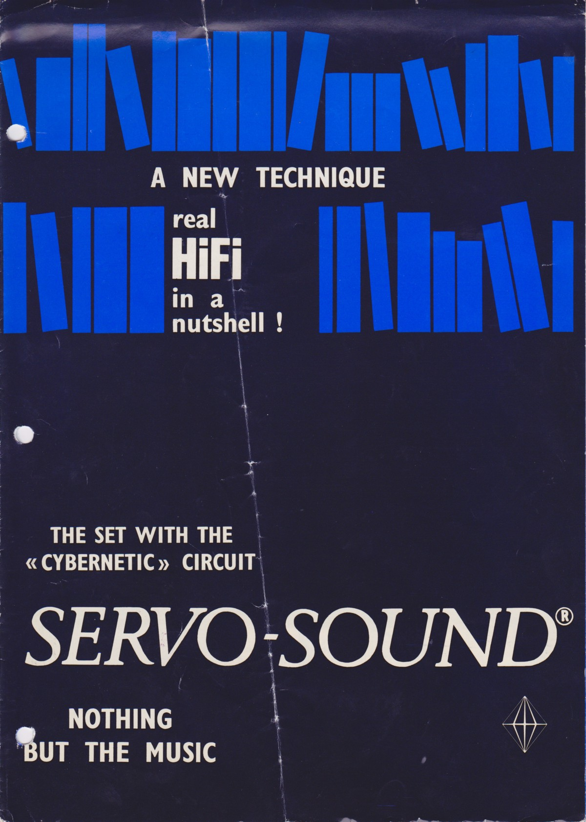 Cybernetic Hi Fi And Quadramania My Trip To Ces In 1972 Electrical Control Wiring Book Trying Sell People On A New Standard Then Tell Customers You Have Une Technique Davant Grade Servo Sound Circuit